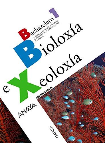 Bioloxia xeoloxia 1ºlogse *en galego*: Plaza Escribano, Concepción/Medina