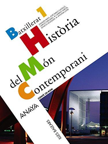 9788466774277: Història del Món Contemporani. (Serie Joaquim Prats)