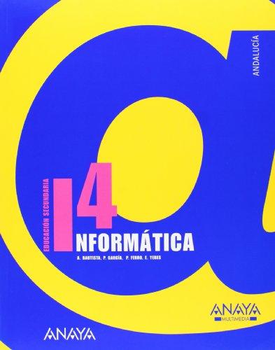 9788466775274: Informática 4.