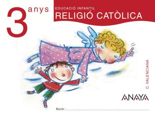 9788466775373: Religió catòlica 3 anys. - 9788466775373