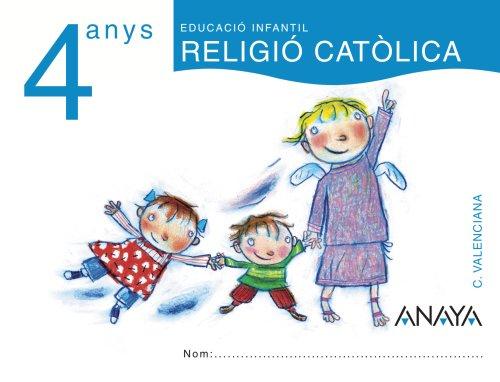 9788466775380: Religi catlica 4 anys.