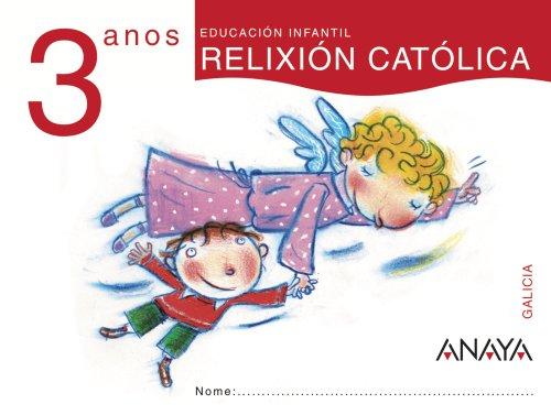 9788466775441: Relixión Católica 3 anos.