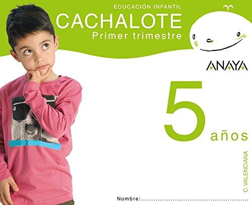 9788466775991: Cachalote 5 años. Primer trimestre.