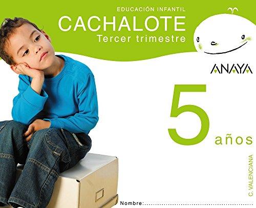 Cachalote 5 años 3ºtrim. - Pinto Martin