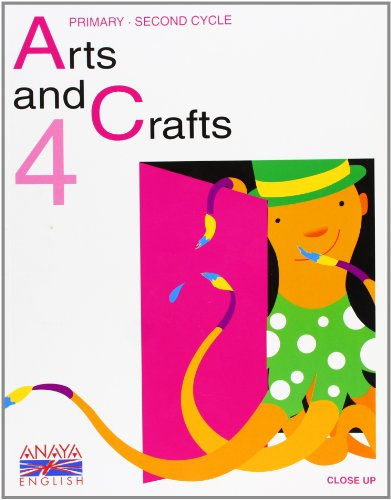 9788466776578: Arts and Crafts 4. (Anaya English)