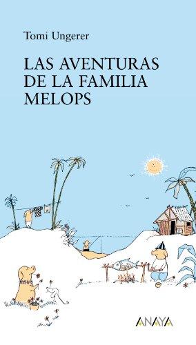 9788466777681: Las aventuras de la familia Melops (Literatura Infantil (6-11 Años) - Narrativa Infantil)
