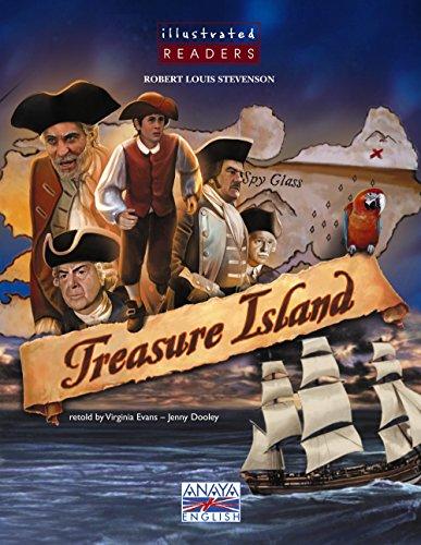 9788466778343: Treasure Island.
