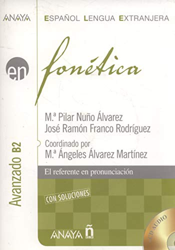 9788466778411: Nuevo Sueña: Anaya Ele En Collection: Fonetica - Nivel Avanzado B2 Con Soluciones + CD (2) [Lingua spagnola]