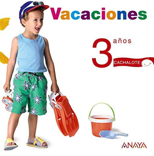 9788466778824: Vacaciones, educación infantil, 3 años - 9788466778824