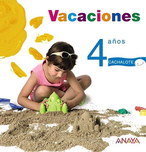 9788466778831: Vacaciones, educación infantil, 4 años - 9788466778831