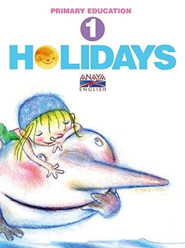 9788466778879: Holidays 1.