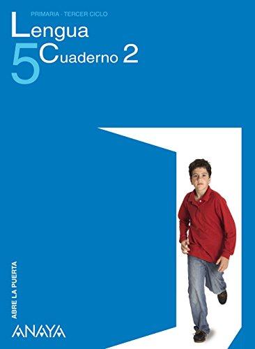 9788466779012: Lengua 5. Cuaderno 2.