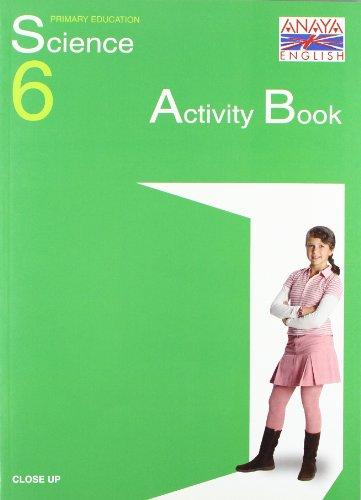 9788466779807: Science 6. Activity Book.