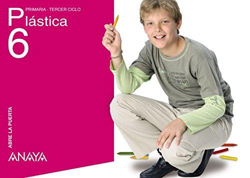 9788466779906: Plástica 6. 6º Educación Primaria. Libro del Alumno. Asturias, Cantabria, Castilla y León, Castilla-La Mancha, Ceuta, Extremadura, Madrid, Melilla, Murcia