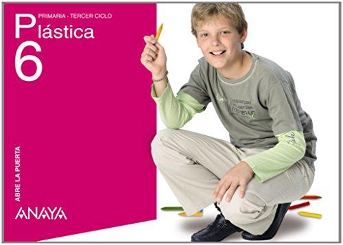 9788466779975: Plástica 6. Cuaderno. 6º Educación Primaria. Cuaderno del Alumno. Andalucía, Aragón, Canarias, Comunidad Valenciana, Galicia, Illes Balears, La Rioja, Navarra, País Vasco