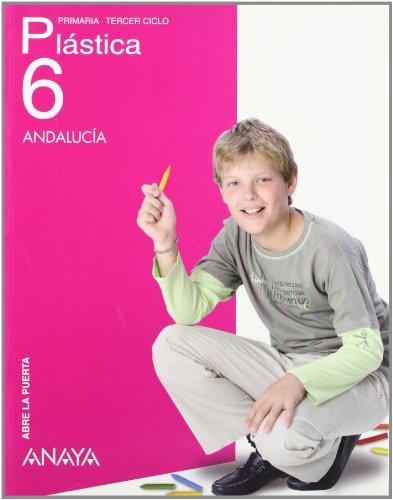 9788466780568: Plástica 6. 6º Educación Primaria. Libro del Alumno. Andalucía