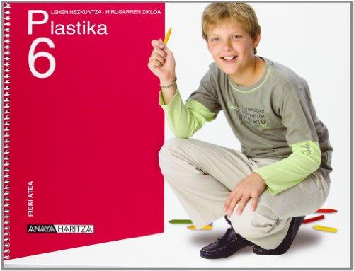 9788466782357: Plastika 6. Koadernoa. (Ireki Atea)