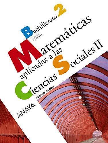 9788466782531: Matemáticas aplicadas a las Ciencias Sociales II. - 9788466782531