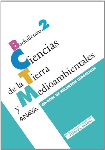9788466782623: Ciencias de la Tierra y Medioambientales. CD-ROM de Recursos didácticos.