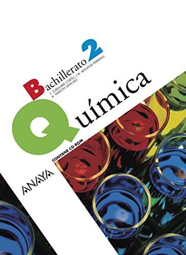 Química, 2 Bachillerato: Jesús María Arsuaga