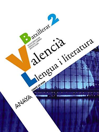 9788466783392: Valencià: Llengua i literatura 2.