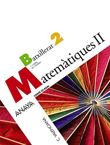 9788466783422: Matemtiques II.