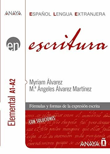 9788466783750: Escritura. Nivel Elemental A1-A2 (Spanish Edition)