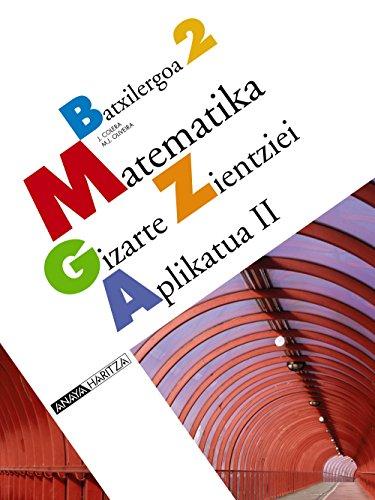 9788466783873: Matematika Gizarte Zientziei Aplikatua II.