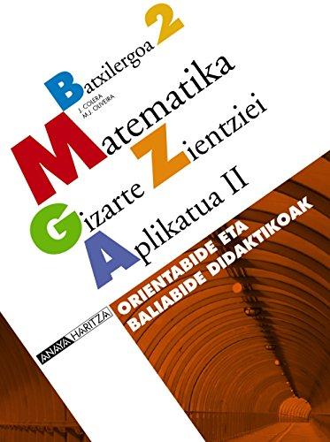9788466783880: Matematika Gizarte Zientziei Aplikatua II. Orientabide eta baliabide didaktikoak.