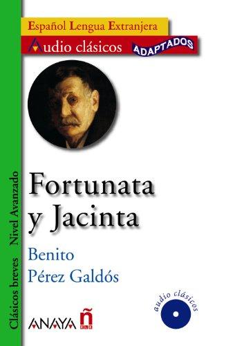 9788466784221: Fortunata y Jacinta (Clasicos Breves) (Spanish Edition)