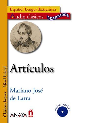 9788466784238: Artículos (Lecturas - Audio Clásicos Adaptados - Nivel Inicial)