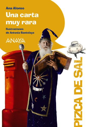 9788466784917: Una carta muy rara / A Rare Letter (Pizca De Sal / Pinch of Salt) (Spanish Edition)