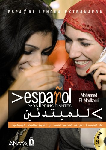 9788466786799: Espanol para principiantes Espanol-arabe (Español Lengua Extranjera / Spanish a Foreign Language) (Spanish Edition)