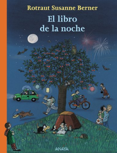 9788466786874: El libro de la noche / The Book of the Night (Spanish Edition)