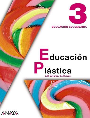 9788466788724: Educación Plástica 3.