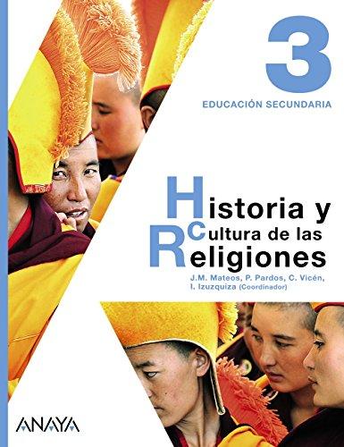 9788466788793: Historia y Cultura de las Religiones 3. - 9788466788793