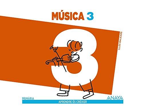 9788466790215: Música 3. (Aprendre és créixer) - 9788466790215