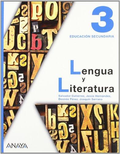 9788466790222: Lengua y Literatura 3.