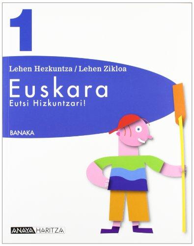 9788466793971: Euskara 1.