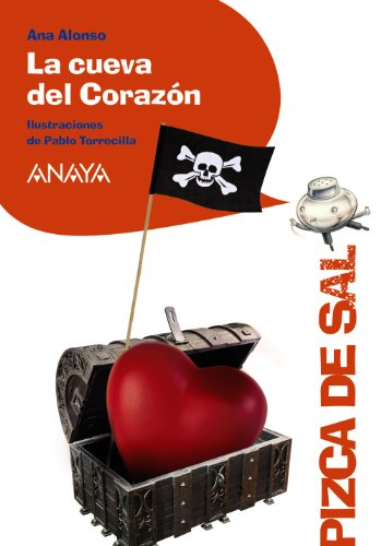 9788466795029: La cueva del corazon / The cave of the heart (Pizca De Sal) (Spanish Edition)