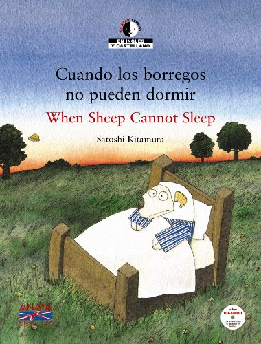 9788466795326: We Read/Leemos - Collection of Bilingual Children's Books: Cuando Los Borregos No Pueden Dormir / When Sheep Cannot Sleep + CD (Spanish Edition)