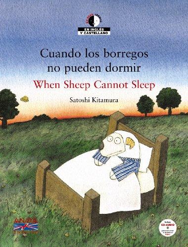 9788466795326: We read/Leemos - collection of bilingual children's books: Cuando los borregos n