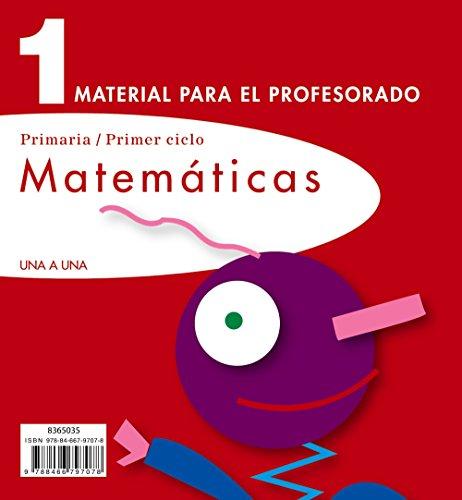 9788466797078: Matemáticas 1. Material para el profesorado.