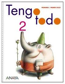 9788466797177: Tengo Todo, Cuaderno 2. Educación Primaria, Primer Ciclo - 9788466797177