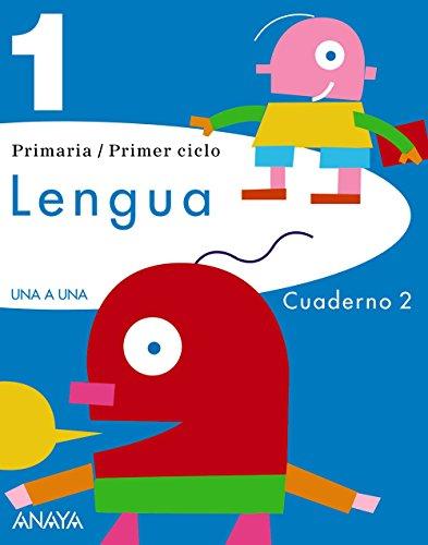 9788466797863: Lengua 1. Cuaderno 2. (UNA A UNA)