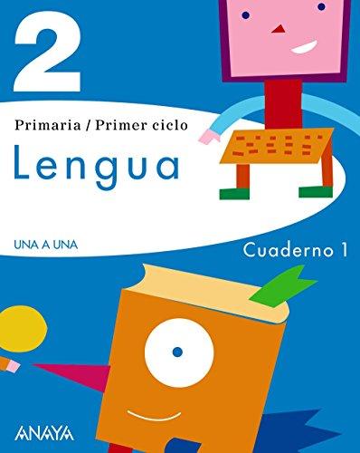 9788466797887: Lengua 2. Cuaderno 1. (UNA A UNA)