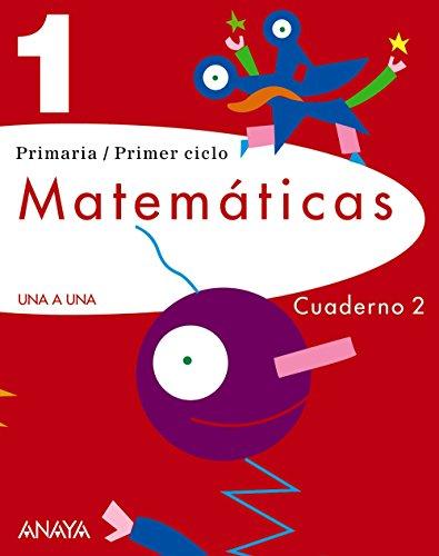 9788466797924: Matemáticas 1. Cuaderno 2.