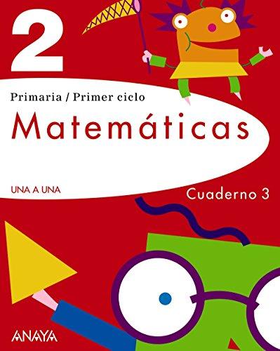 9788466797962: Matemáticas 2. Cuaderno 3. (UNA A UNA)