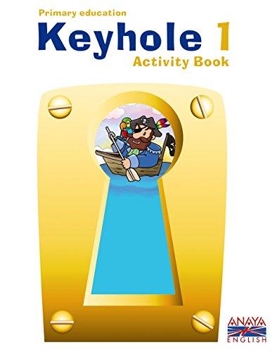 9788466798396: Keyhole 1. Activity Book. (Anaya English)