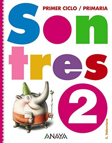 9788466798891: Son Tres 2, 1 Educació Primaria (Valencia)